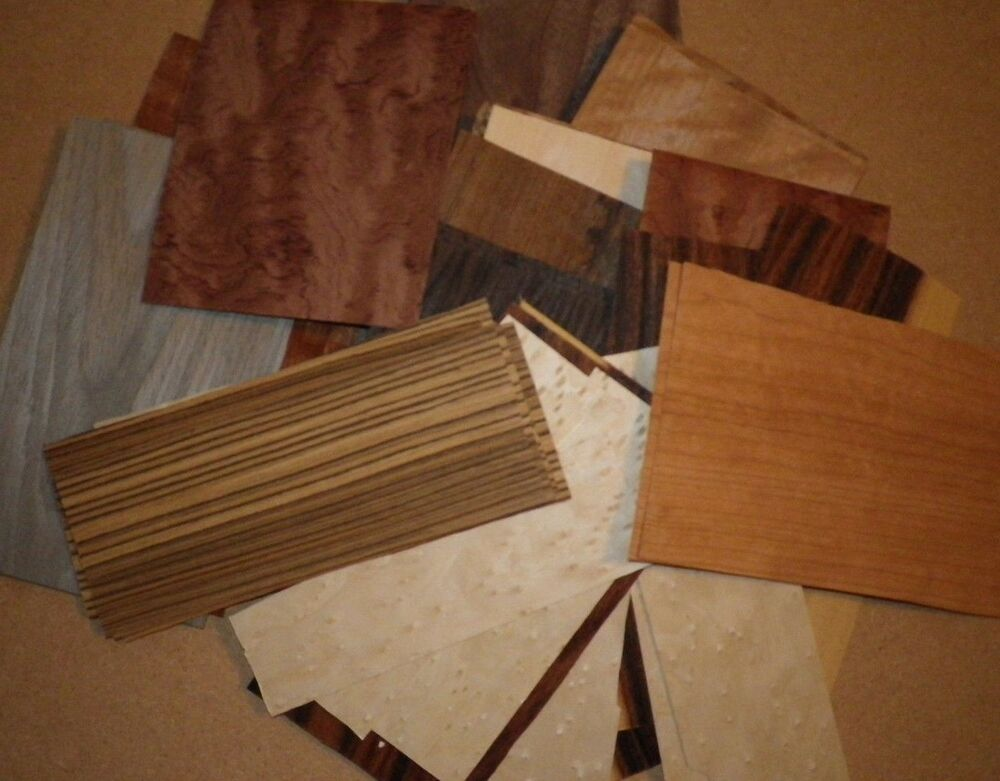 Art crafts wood veneer 55 to 65 pieces of a wide variety for Wood veneer craft projects