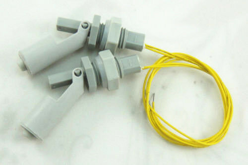 how to clean gray water tank sensors