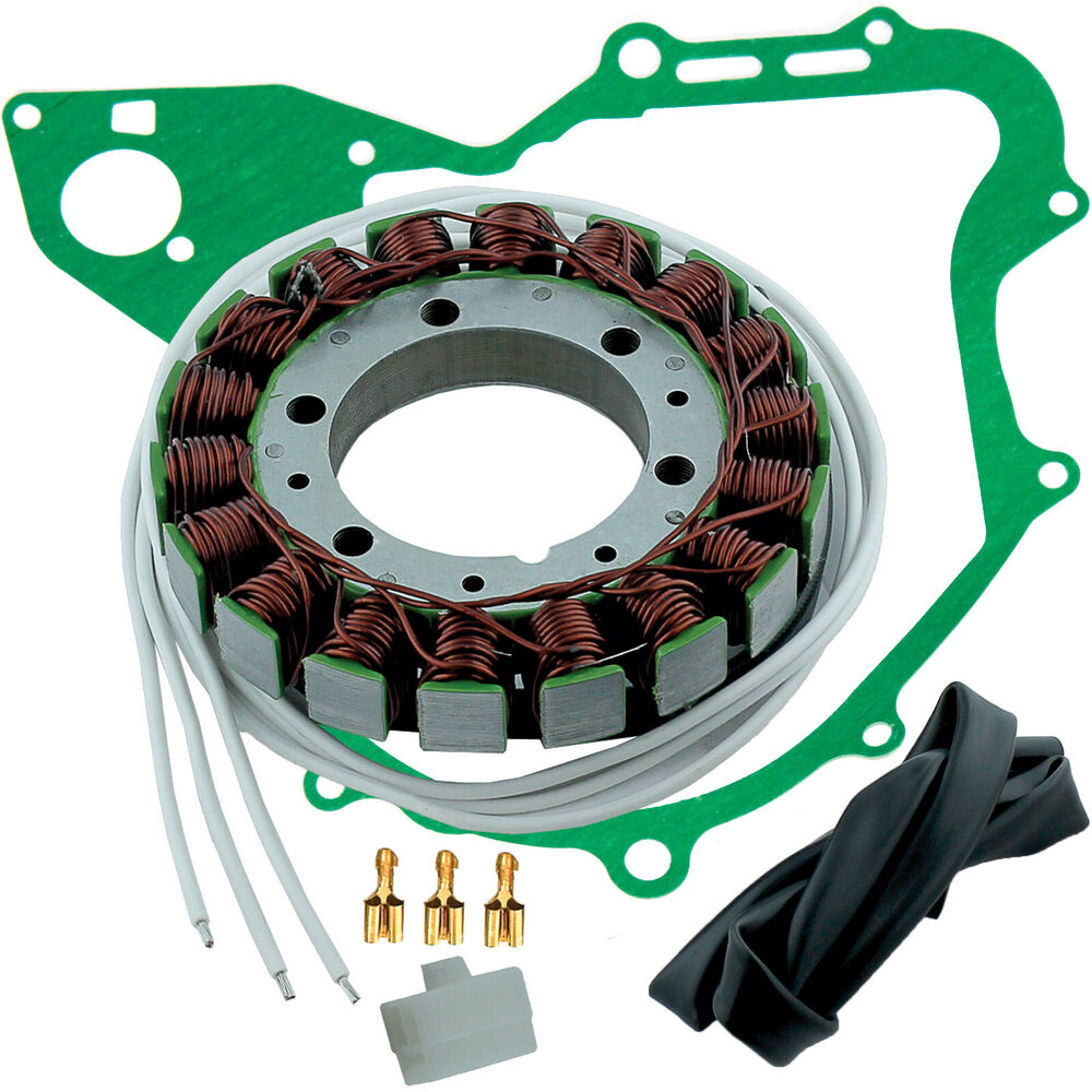 stator gasket fits yamaha virago 535 xv535 1987 1988 1990 1993 2000 ebay. Black Bedroom Furniture Sets. Home Design Ideas
