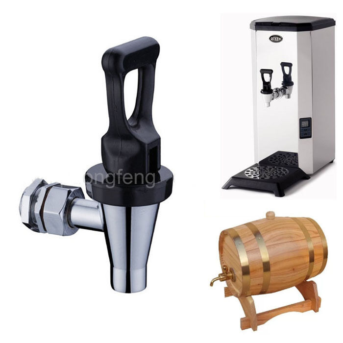 new chorome brass faucet spigot for hot water dispenser beverage coffee drink ebay. Black Bedroom Furniture Sets. Home Design Ideas