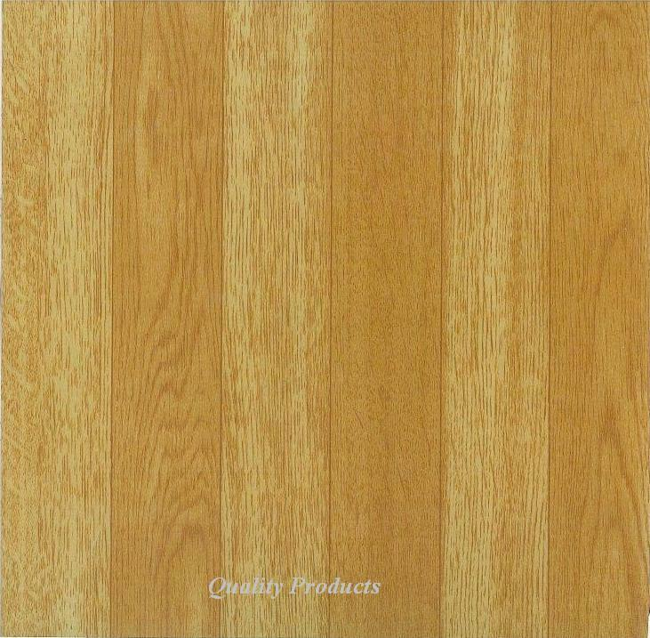 88 x vinyl floor tiles self adhesive bathroom kitchen for Wood effect vinyl flooring bathroom