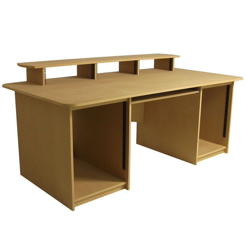 Studio Desk Table Furniture Producer Workstation Rack Production Recording Pd2 Ebay