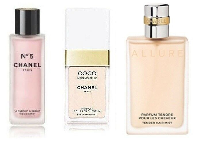 chanel n1765 parfum cheveux hair mist 40ml coco mademoiselle