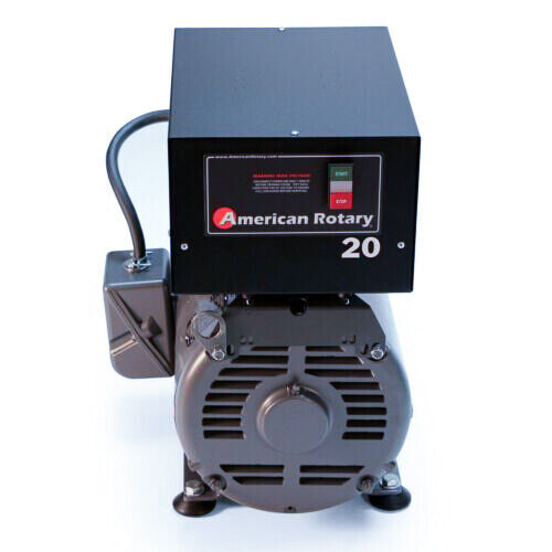 American Rotary Phase Converter AR20F