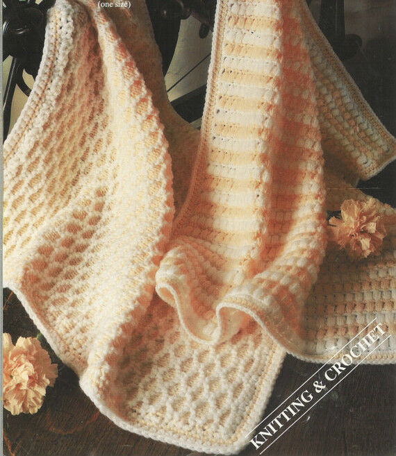 Book Cover Crochet Uk : Pram covers shawls dk knitting pattern and crochet p