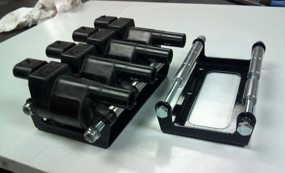 S L on Ls Coil Pack Relocation Bracket