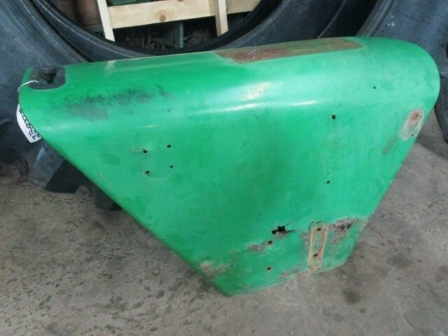 3010 John Deere Fenders : John deere right fender w lights item ebay