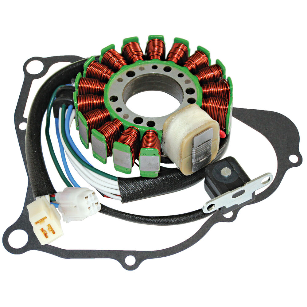 Yamaha Warrior Stator