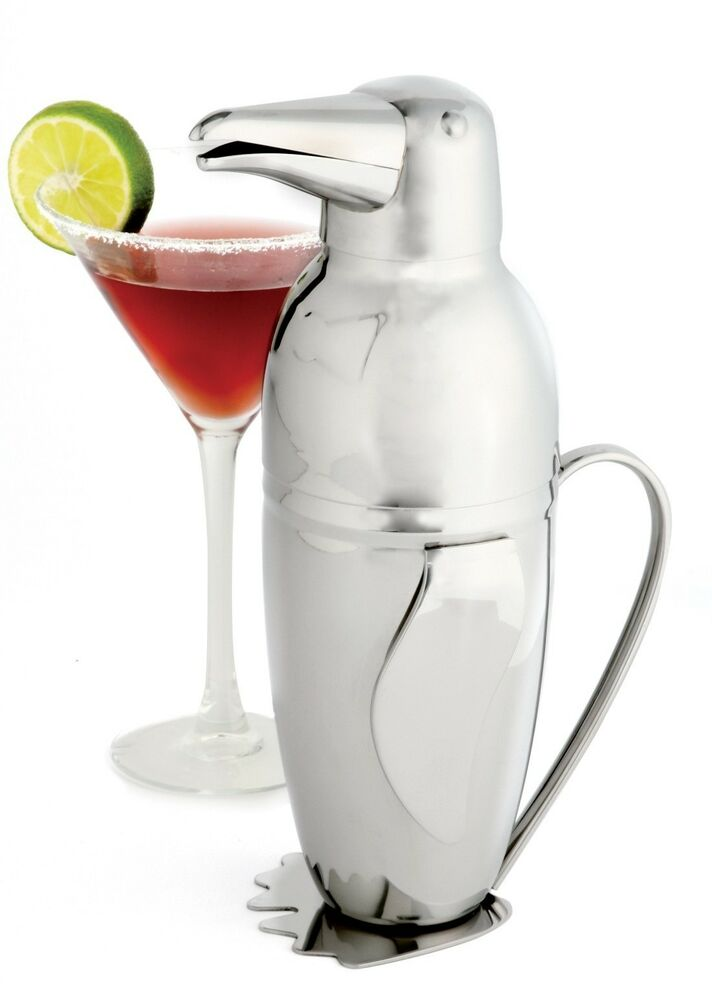 Penguin Cocktail Accessories 80