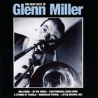 GLENN MILLER - The Very Best Of CD *NEW* Greatest Hits, inc. In The Mood