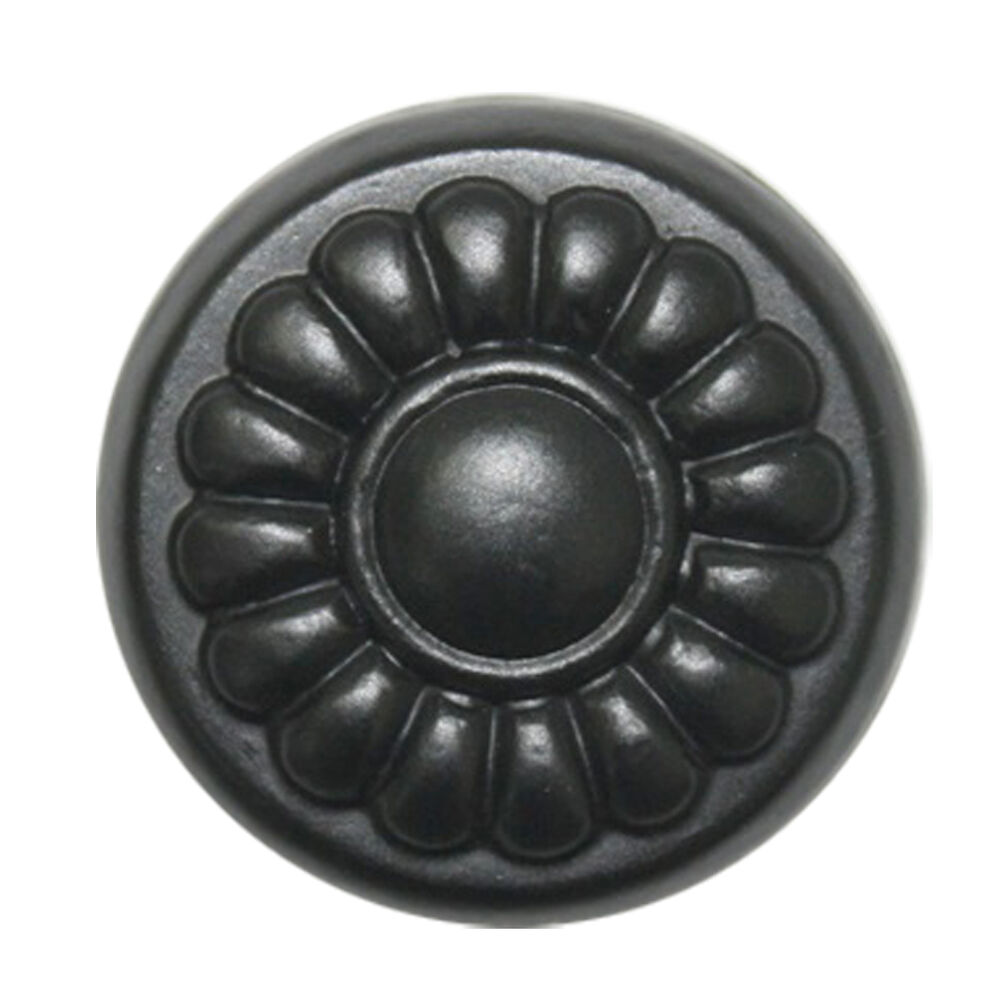 10 pcs black 30 mm wardrobe door cabinet kitchen cupboards pulls knobs ch 6007 ebay. Black Bedroom Furniture Sets. Home Design Ideas