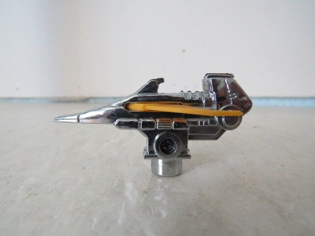 1984 Vintage Voltron Lion Chrome Gun Weapon Part