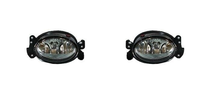 2008 2011 mercedes benz c class hid without amg fog light for Mercedes benz c300 fog light replacement