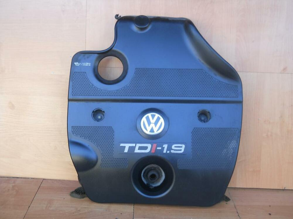 vw golf jetta 1 9 tdi engine cover ebay. Black Bedroom Furniture Sets. Home Design Ideas