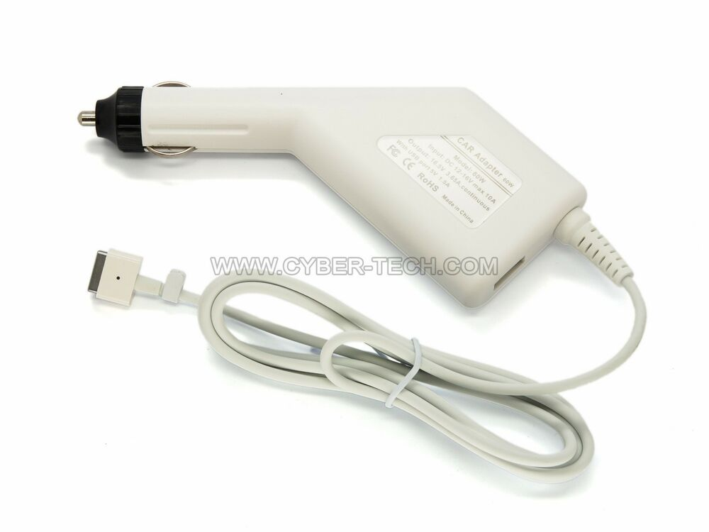 Magsafe Car Charger Adapter 60w For Apple Macbook 13 Quot 13