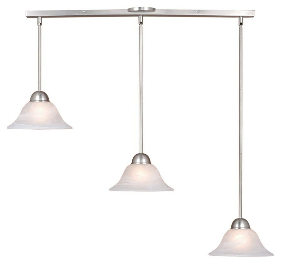 da vinci 3l mini pendant vaxcel kitchen island lighting brushed nickel