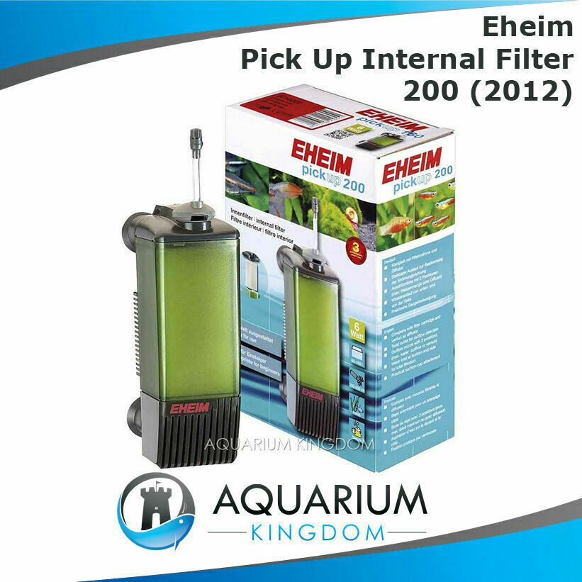eheim pickup internal filter 200 2012 pick up 570l h 200l aquarium fish tank ebay. Black Bedroom Furniture Sets. Home Design Ideas