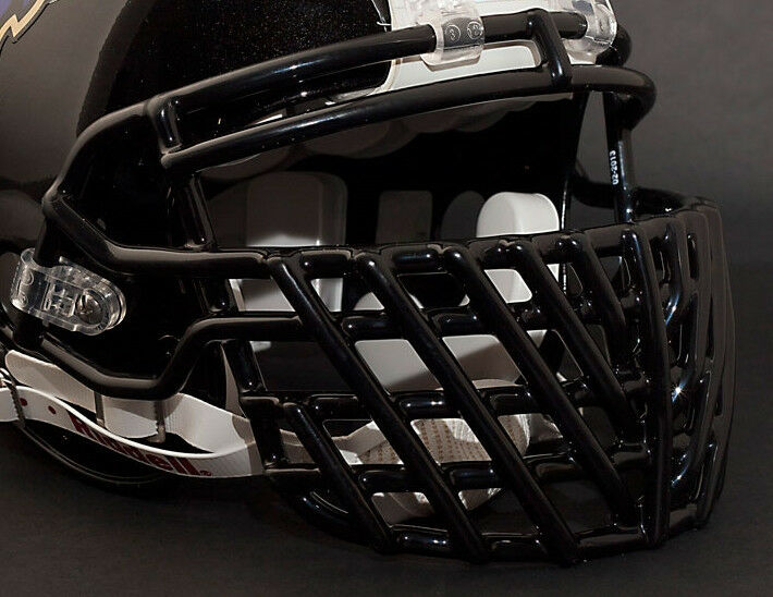 Football Helmet Grill : Schutt super pro big grill ray lewis football helmet
