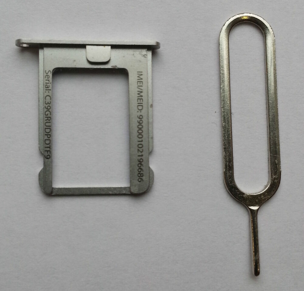 Iphone  Sim Card Holder