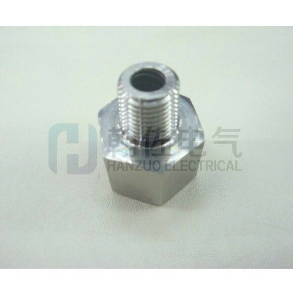 Stainless steel hex npt quot male to female bspp