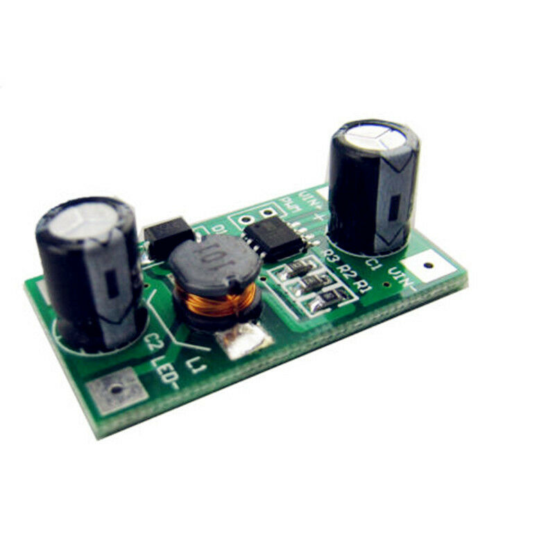 Stair Lights With Arduino: DC-DC 1W 350mA LED Driver PWM Light Dimmer Step Down