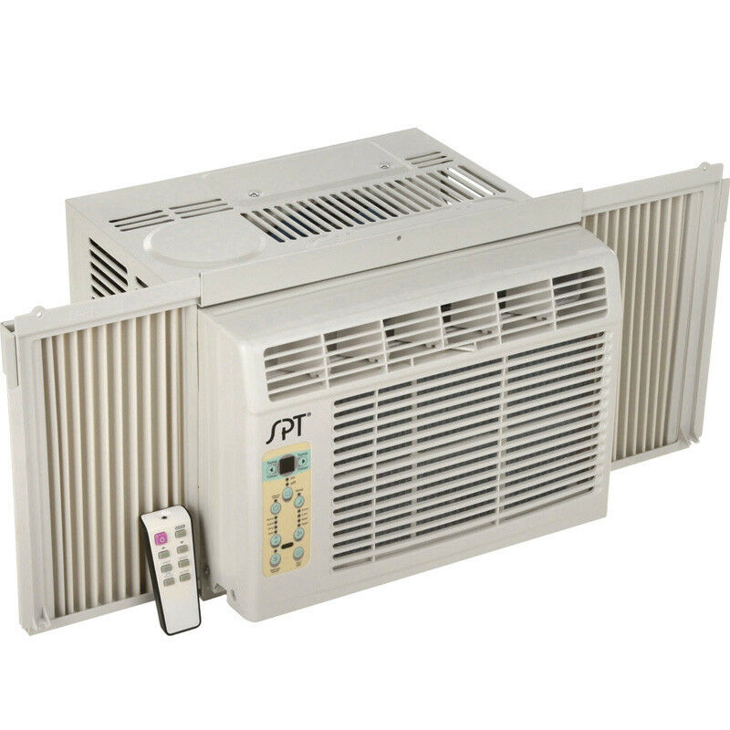 10 000 btu window air conditioner room ac portable cooler dehumidifier fan ebay - Bedroom air conditioner ...