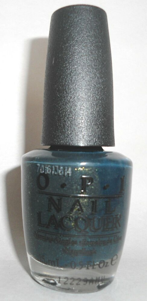 OPI Nail Polish Lacquer LIVE AND LET DIE, Full Sized, New | eBay