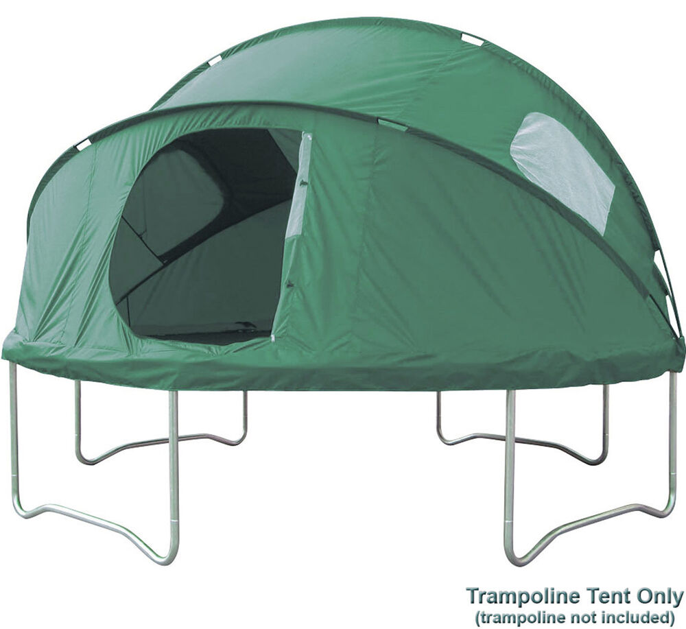 Skyhigh Folding Tent for round Tr&olines choose from size 8ft 10ft 12ft 14ft  sc 1 st  eBay & Trampoline Tent | eBay