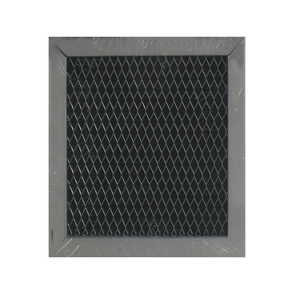 Microwave Range Hood Charcoal Compatible Filter For