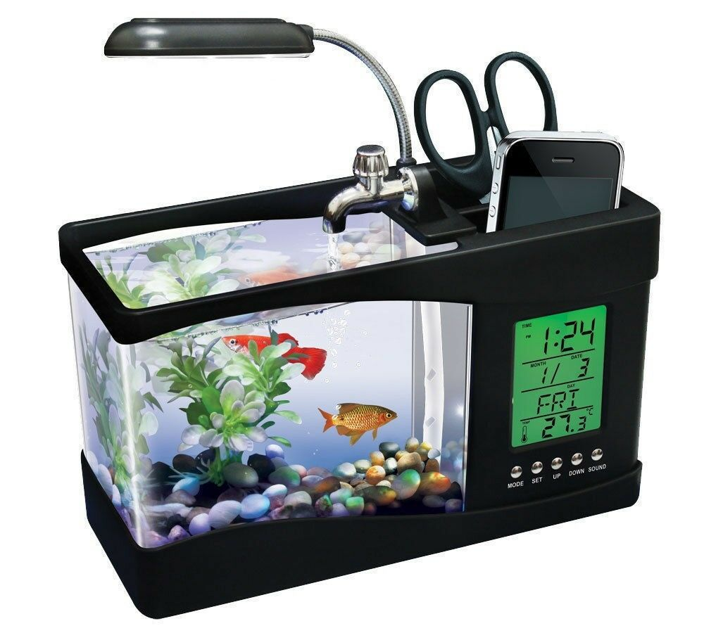 how to prepare water for fish tank
