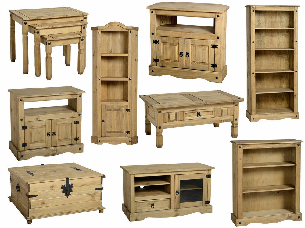 seconique corona mexican solid pine furniture dining