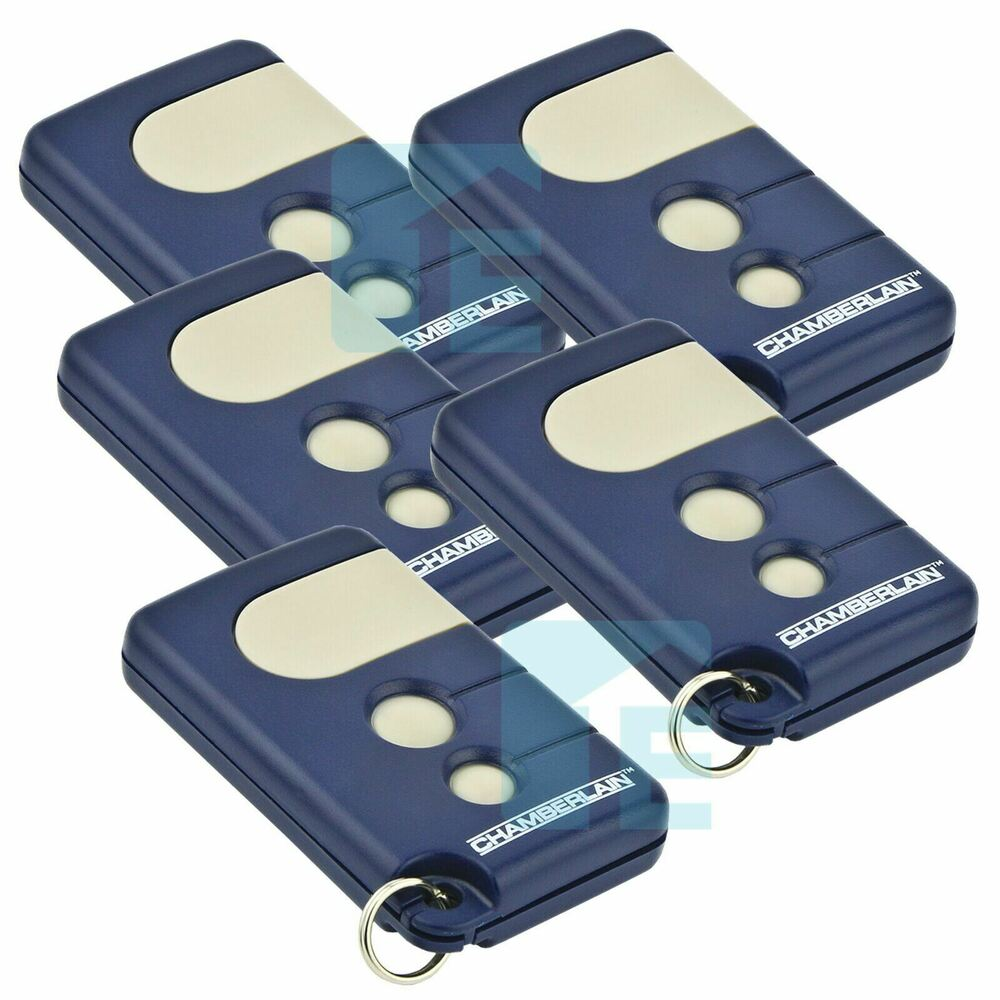 chamberlain 84335aml garage door remote control suits ml500 750 mlr500 750 x5 ebay. Black Bedroom Furniture Sets. Home Design Ideas