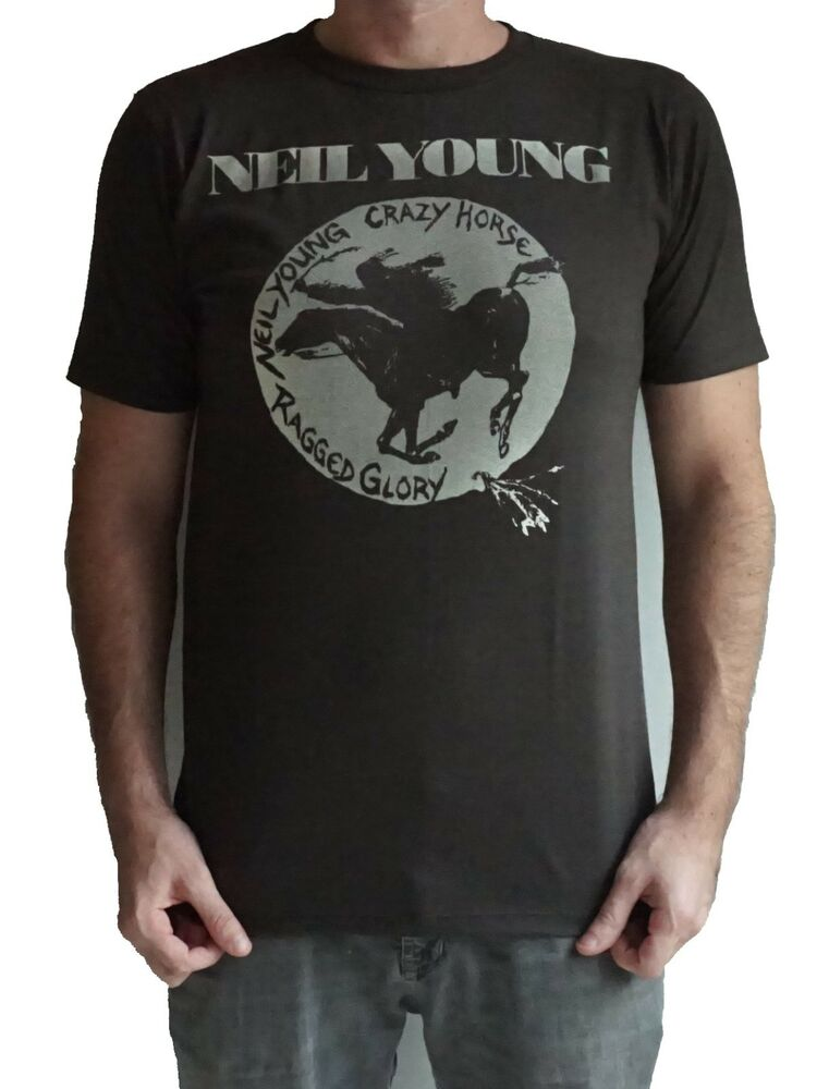 Neil Young And Crazy Horse Tour T Shirts
