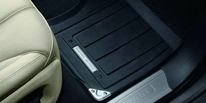 Genuine Land Rover New Range Rover Sport Rubber Footwell