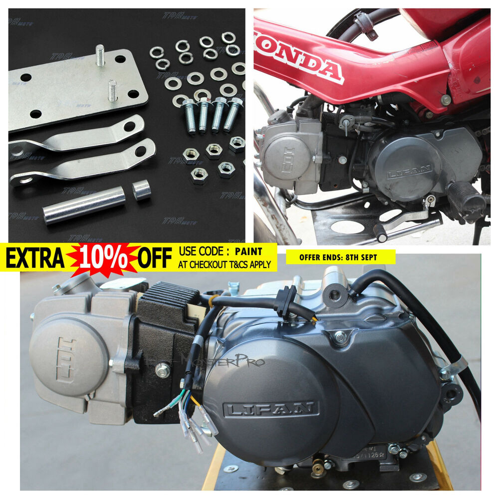 Lifan 50cc Engine Manual