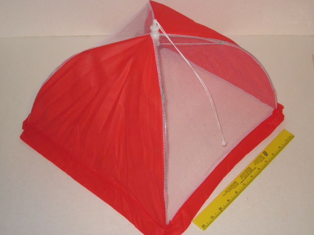 Large Food Tent Keep Out Bugs For Picnics Camping