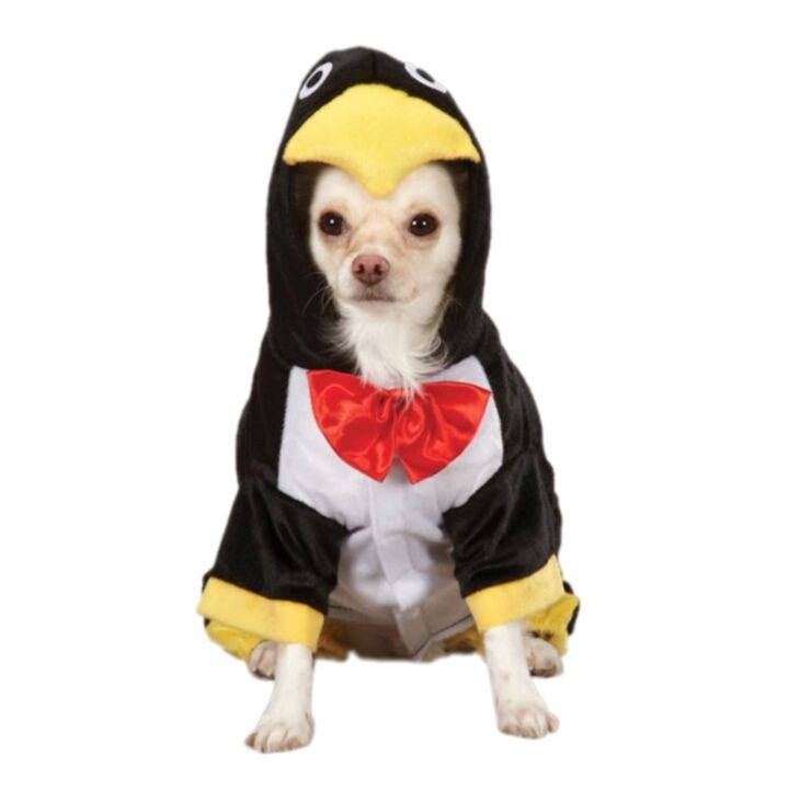 Dog dress up costume penguin xs s l pet puppy clothes chihuahua