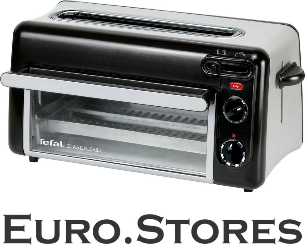Tefal Toast N Grill Tl 6008 Toast And Grill 2 In 1 Toaster