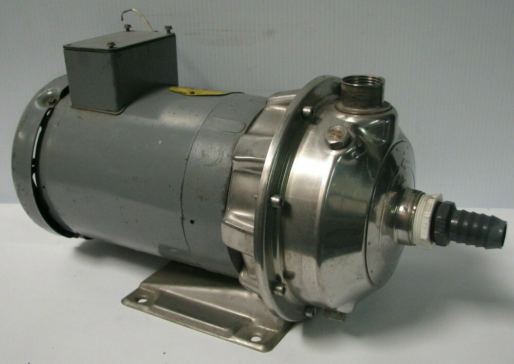 Baldor Electric Industrial Motor Jm3550 35f84w725 1 5 Hp