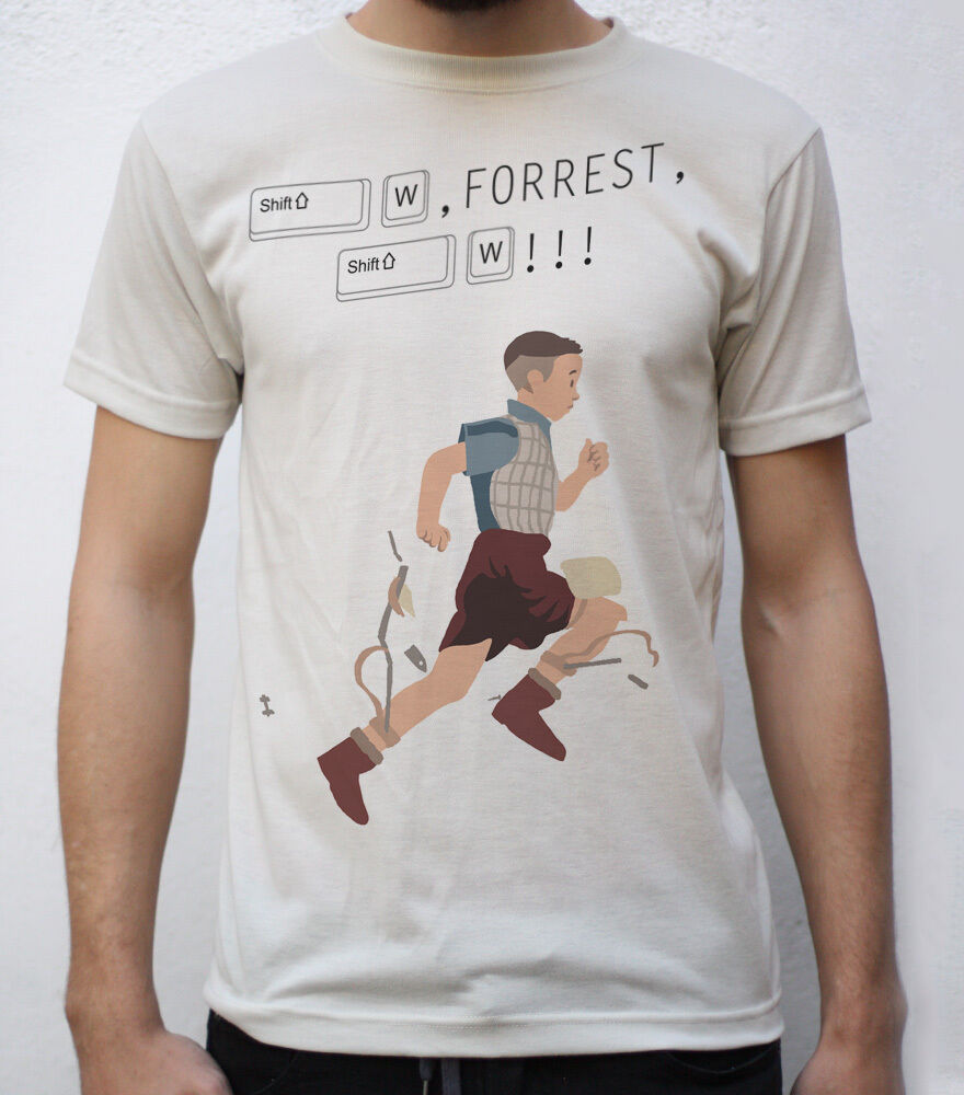 run forrest run t shirt design tom hanks forrest gump ebay
