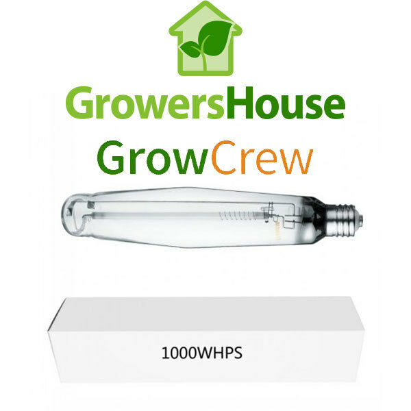 1000w hps grow light bulb compare to plantmax 1000 watt. Black Bedroom Furniture Sets. Home Design Ideas