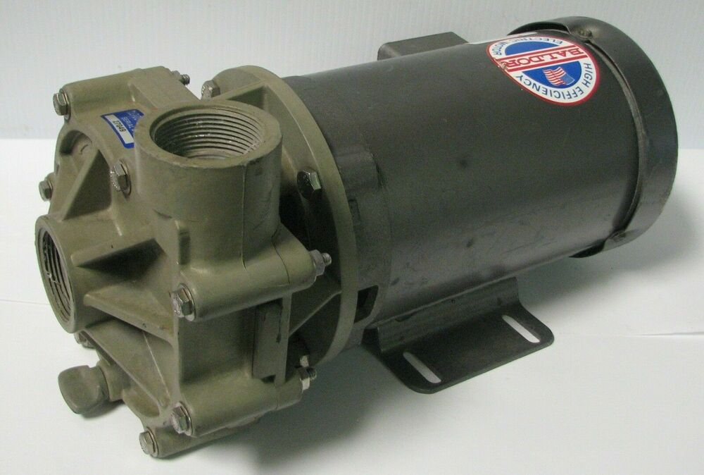 Baldor Electric Industrial Motor Cjm3115 34f29 3226 1 Hp