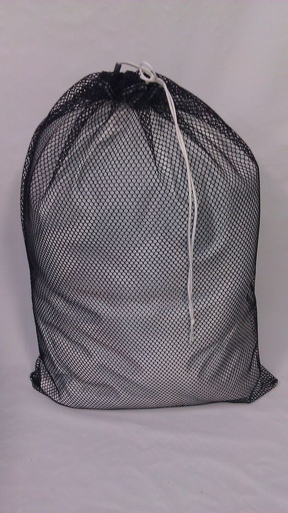 mesh laundry bags heavy duty 30x40 mesh laundry bag black made in usa 30633
