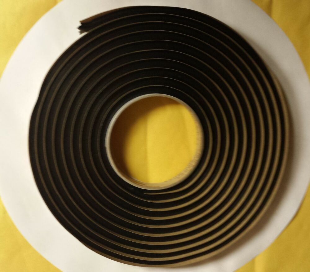 Qty butyl tape by m quot x ft metal building joint