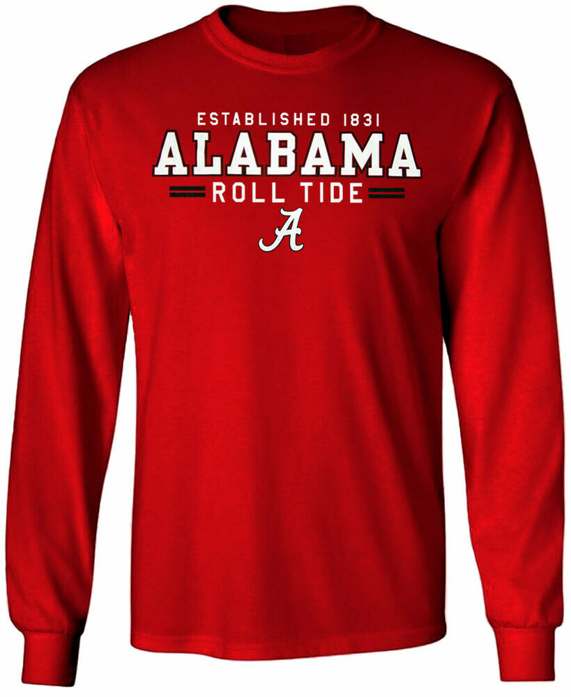 Alabama Crimson Tide Gear, Alabama Apparel, Crimson Tide ...