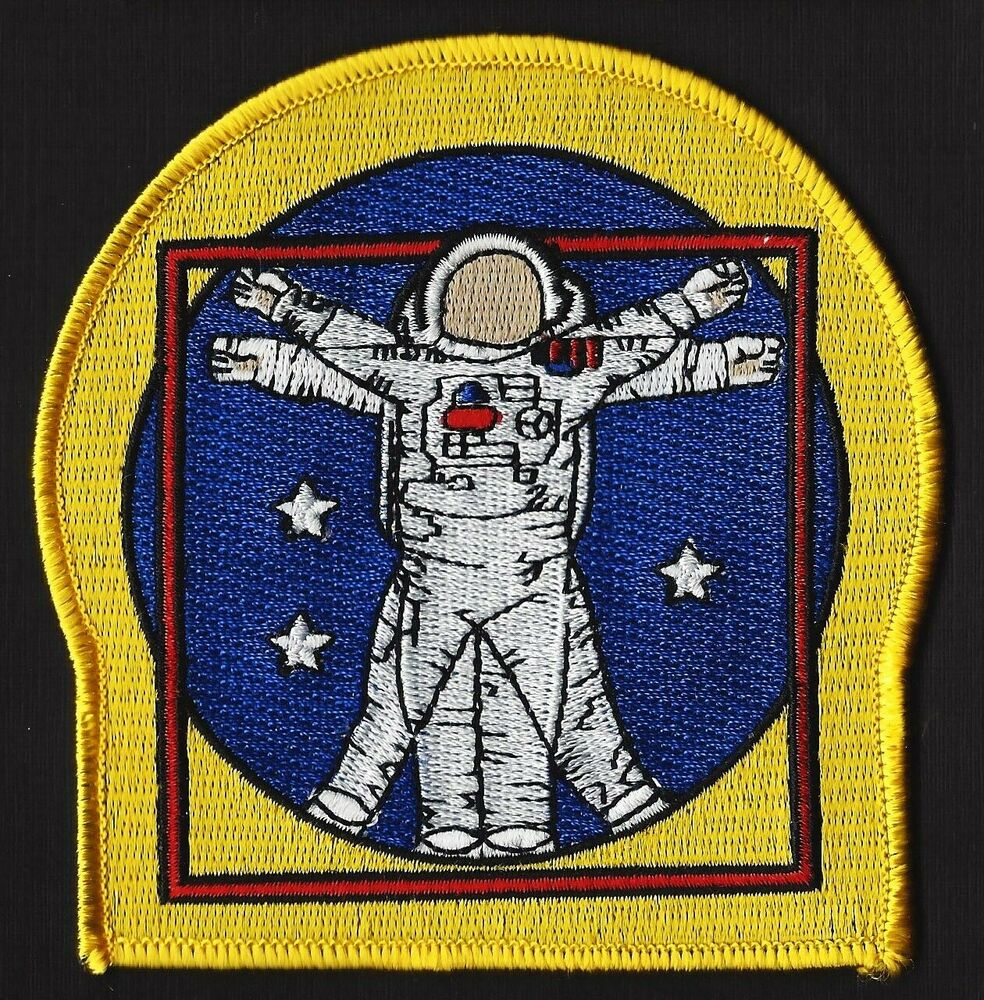 blue nasa astronaut wings patches - photo #11