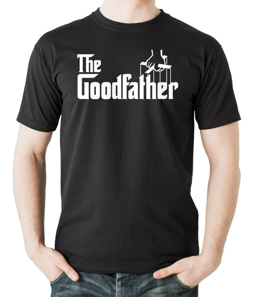 The goodfather t shirt gift for daddy dad tshirt gify for T shirts for dad
