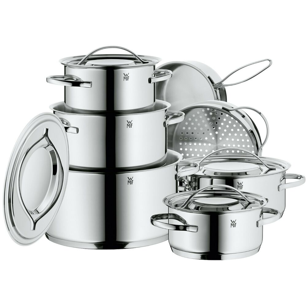 Wmf Gala Ii 12 Piece Cookware Set Ebay