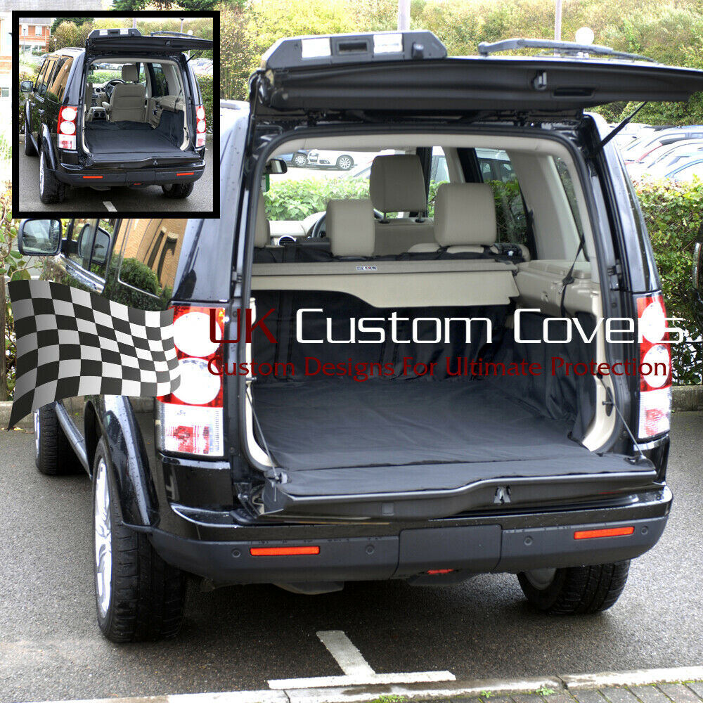Sold Land Rover Discovery 3 Discov: LAND ROVER DISCOVERY 3 TAILORED BOOT LINER MAT DOG GUARD