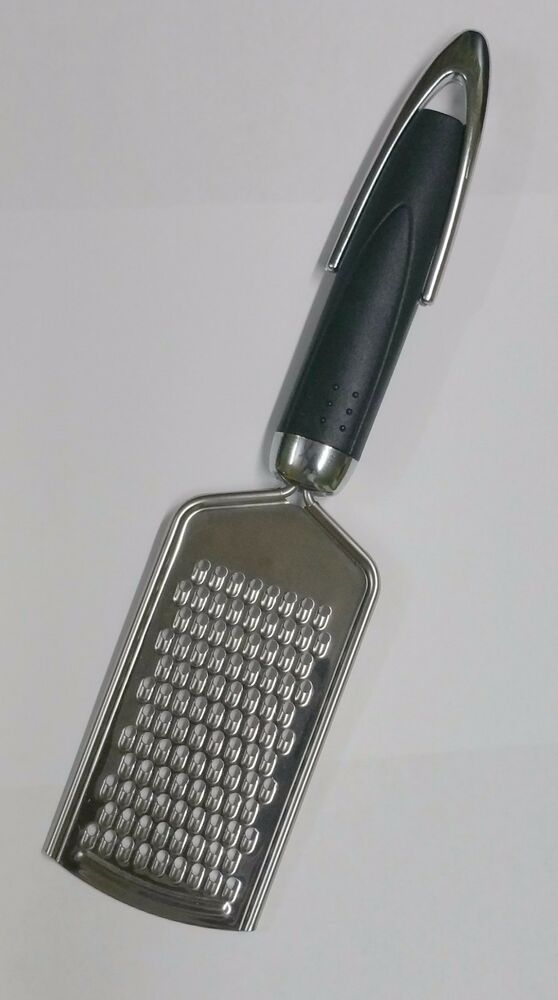 Ginger Grater Cheese Grater Zester Hand Held Flat Grater ...